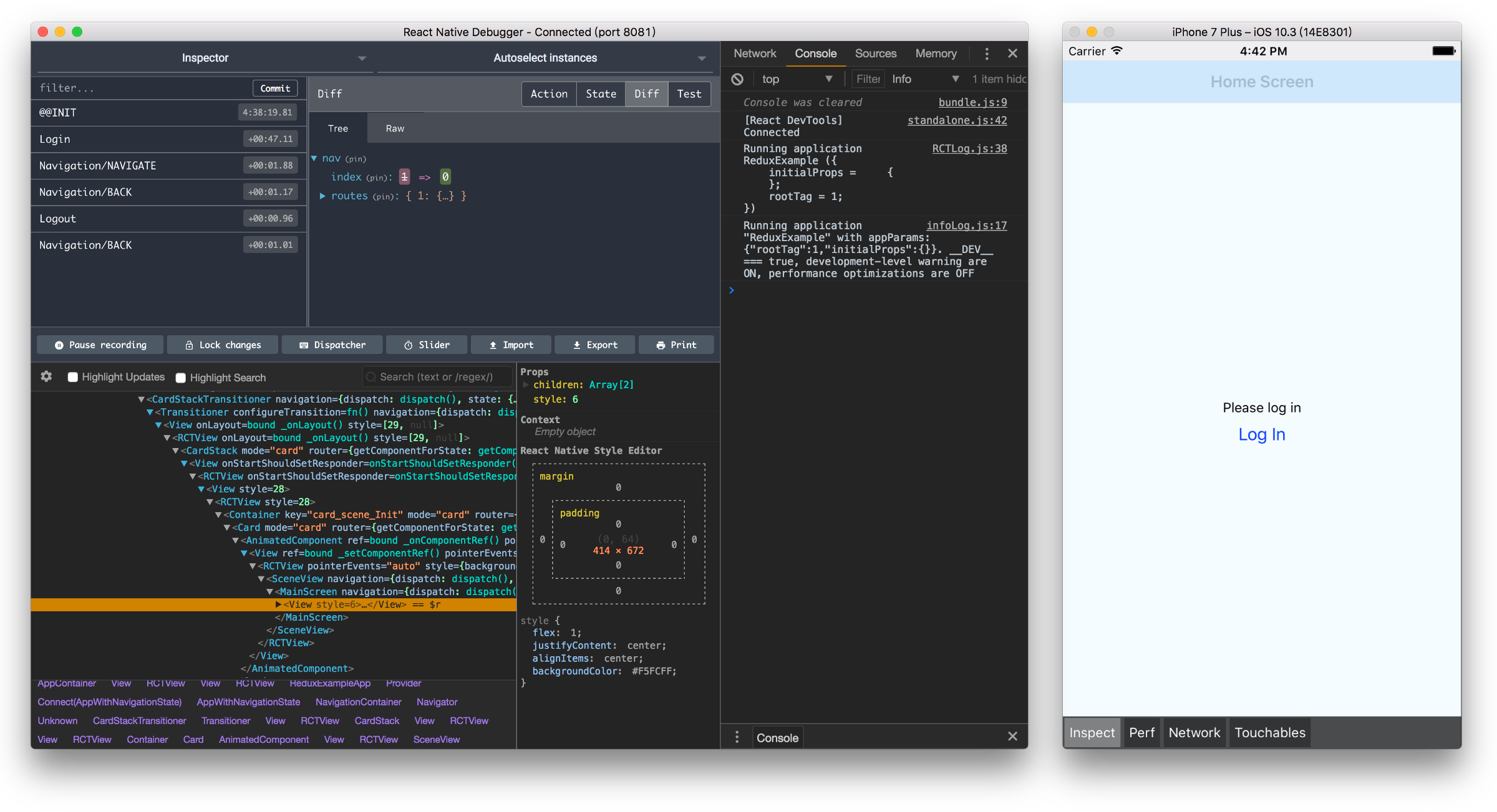 what you need to know to start building mobile apps in react nativecredit react native debugger