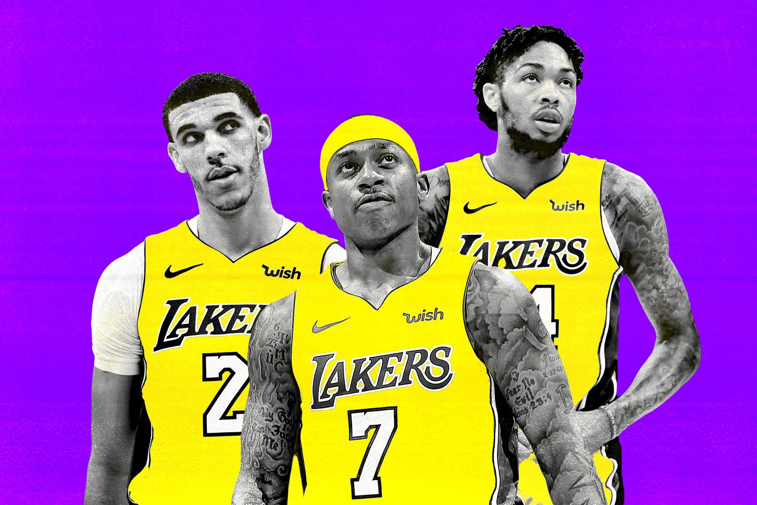 c8197048b2e The Los Angeles Lakers are coming of age right before our very own eyes.  While still a long shot to make the playoffs