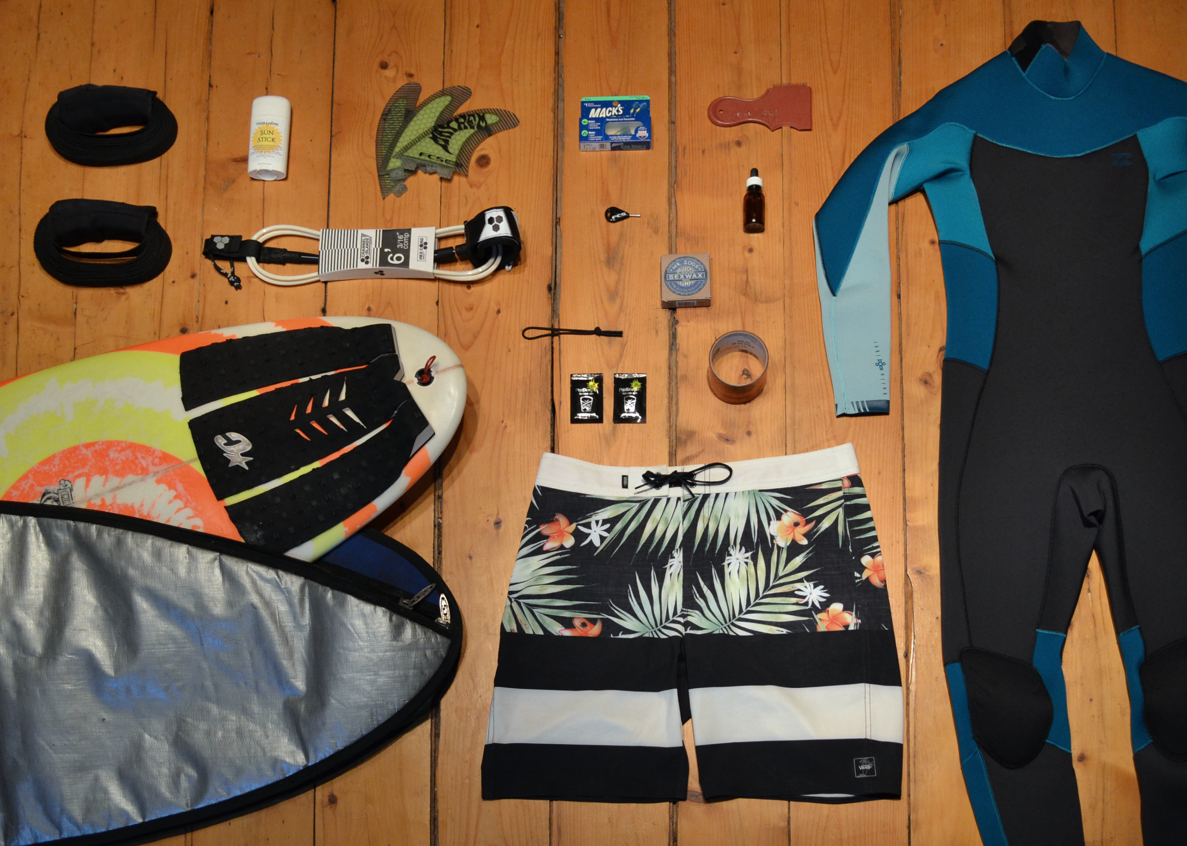 5de33c3cc256 Don't Leave Home Without It: Gear Essentials for Your Remote Work Surf-trip