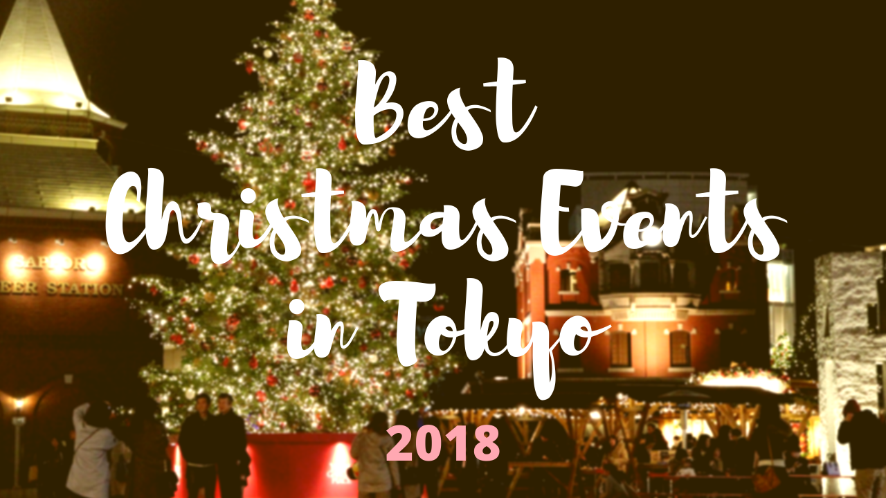Best Christmas Events In Tokyo 2018 Japan Travel Guide Jw Web