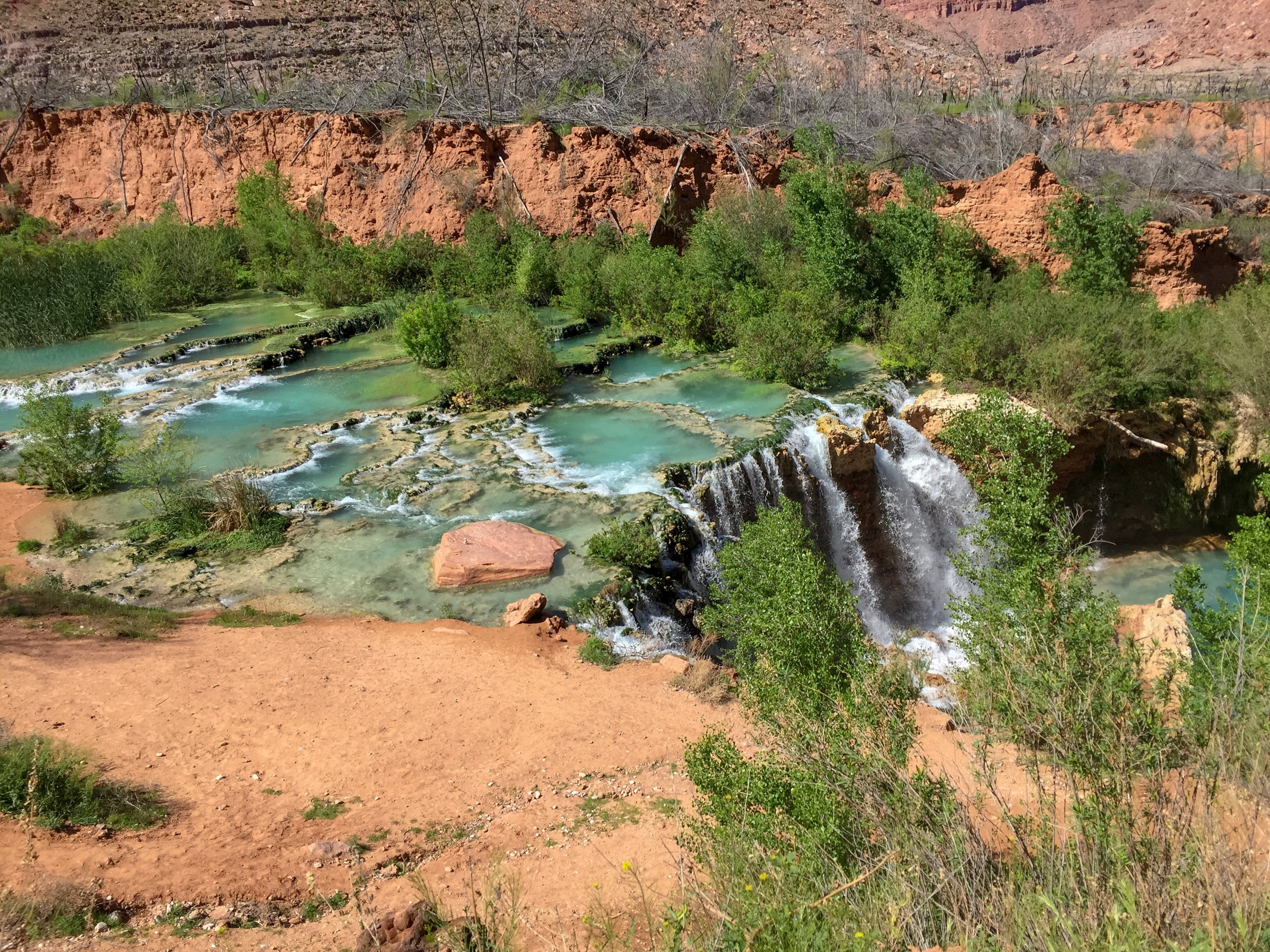 2b9ba172db2d Complete Guide to Backpacking to Havasupai in the Grand Canyon