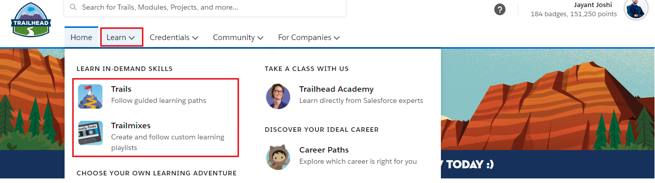 SMART Tips: How to use Trailhead to the best? – Jayant Joshi – Medium