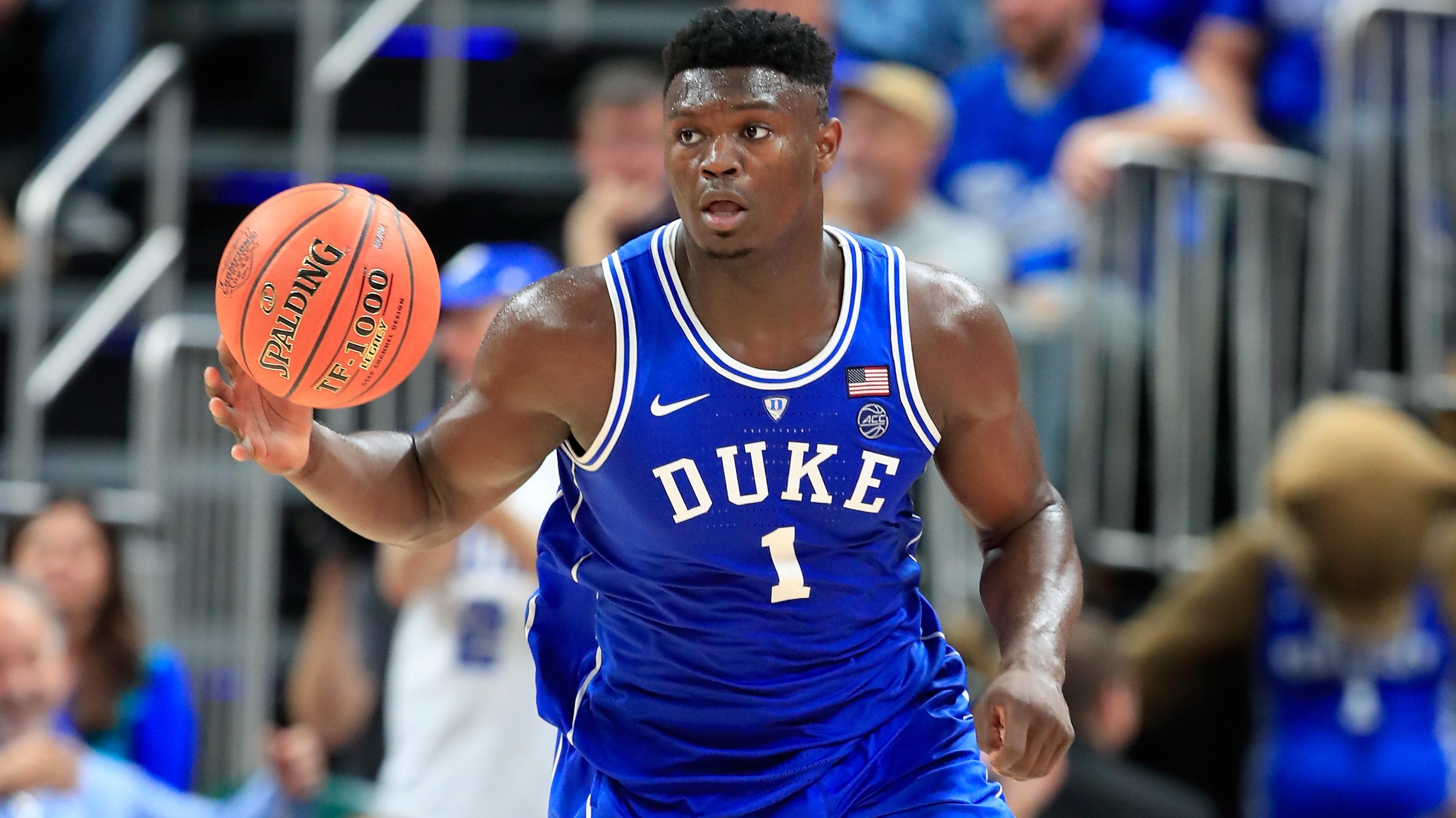 46ad8d9ed7d Zion Williamson and the Not-So-Free Market – From The Sidelines – Medium