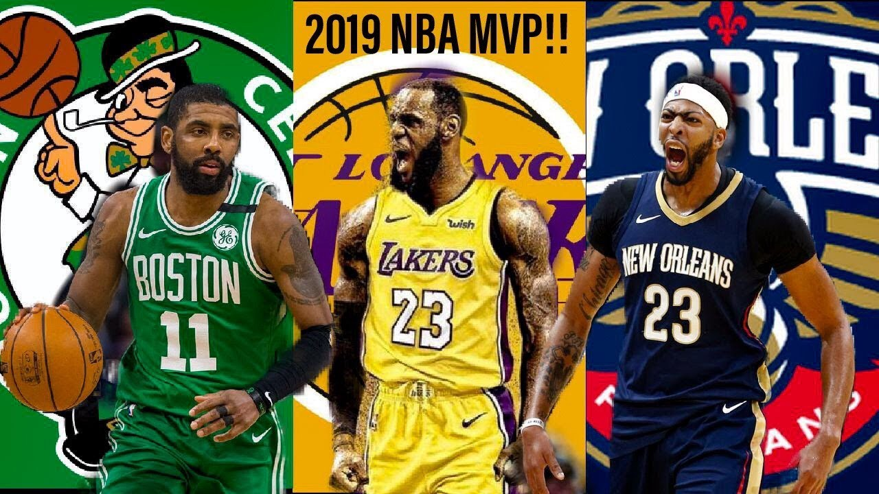 e99fda6282e5 The Only 7 Players that Can Win the 2018–19 NBA MVP. Why LeBron ...