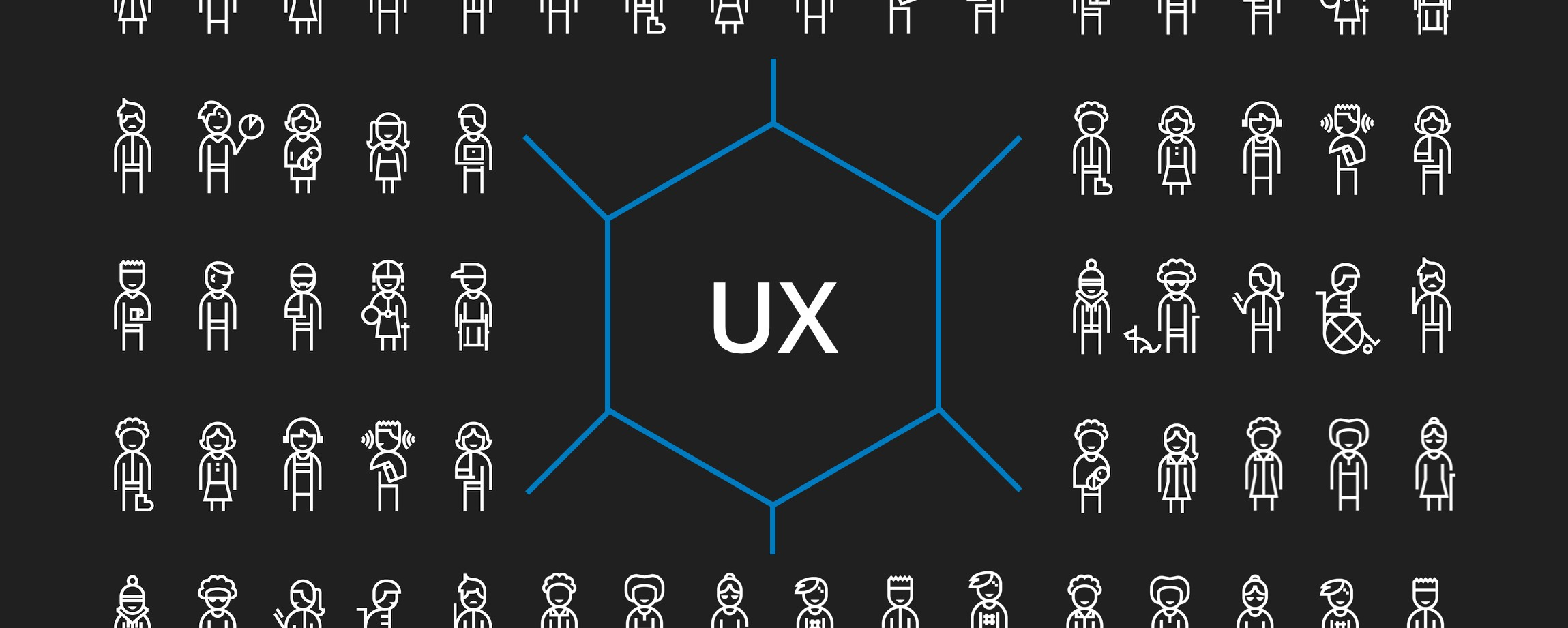 Accessibility guidelines for UX Designers