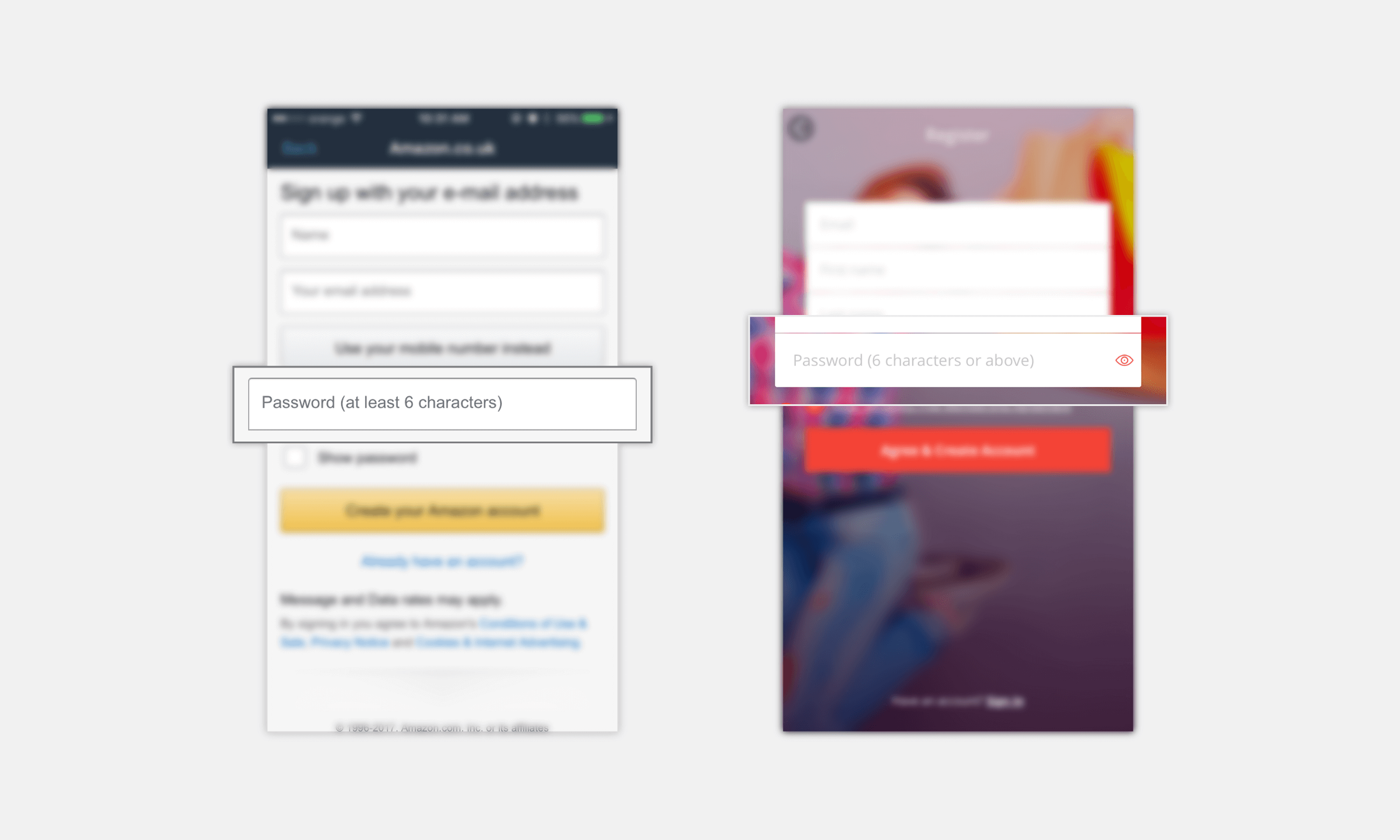 Nailing the UX of Authentication on Mobile