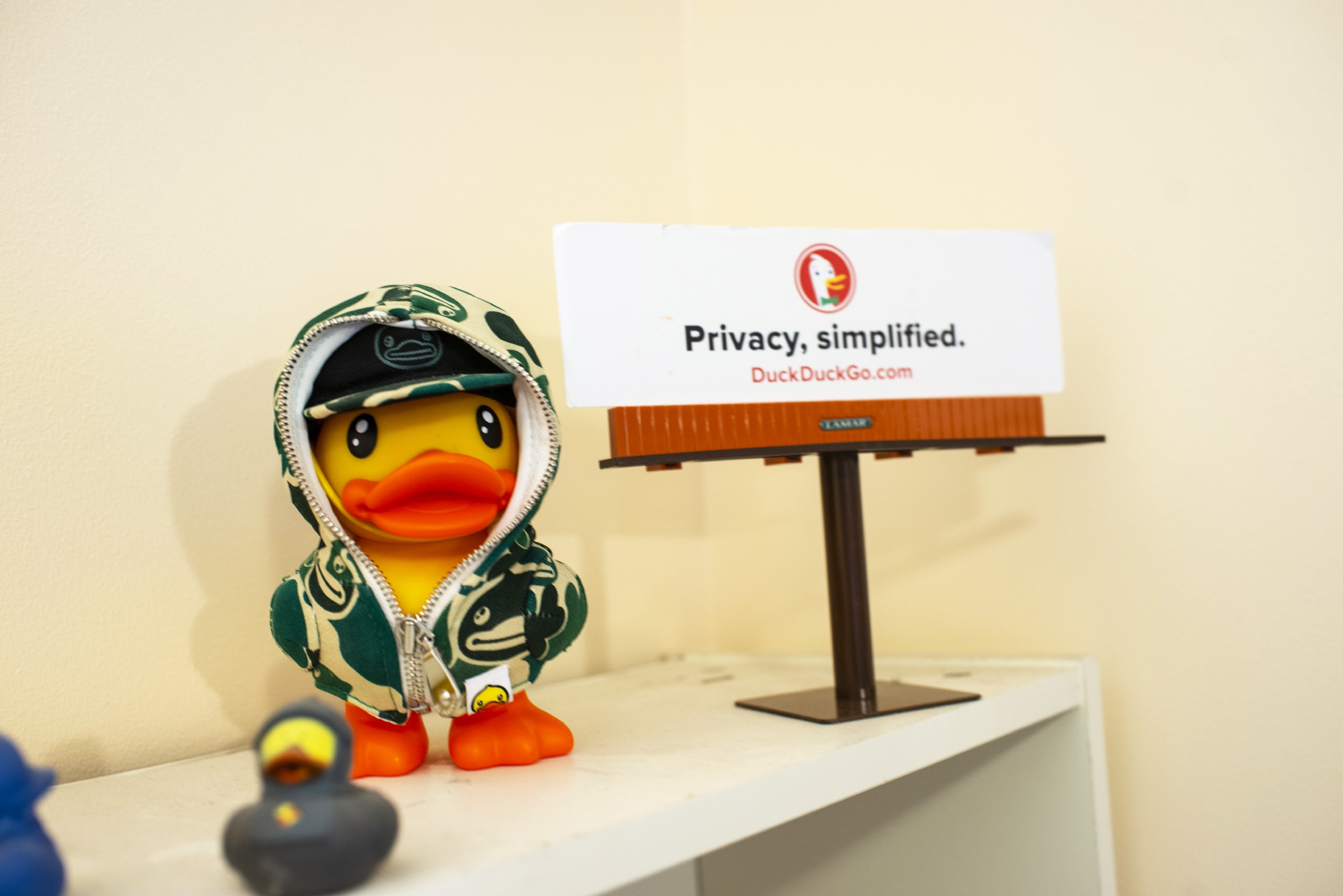 Nothing Can Stop Google. DuckDuckGo Is Trying Anyway.