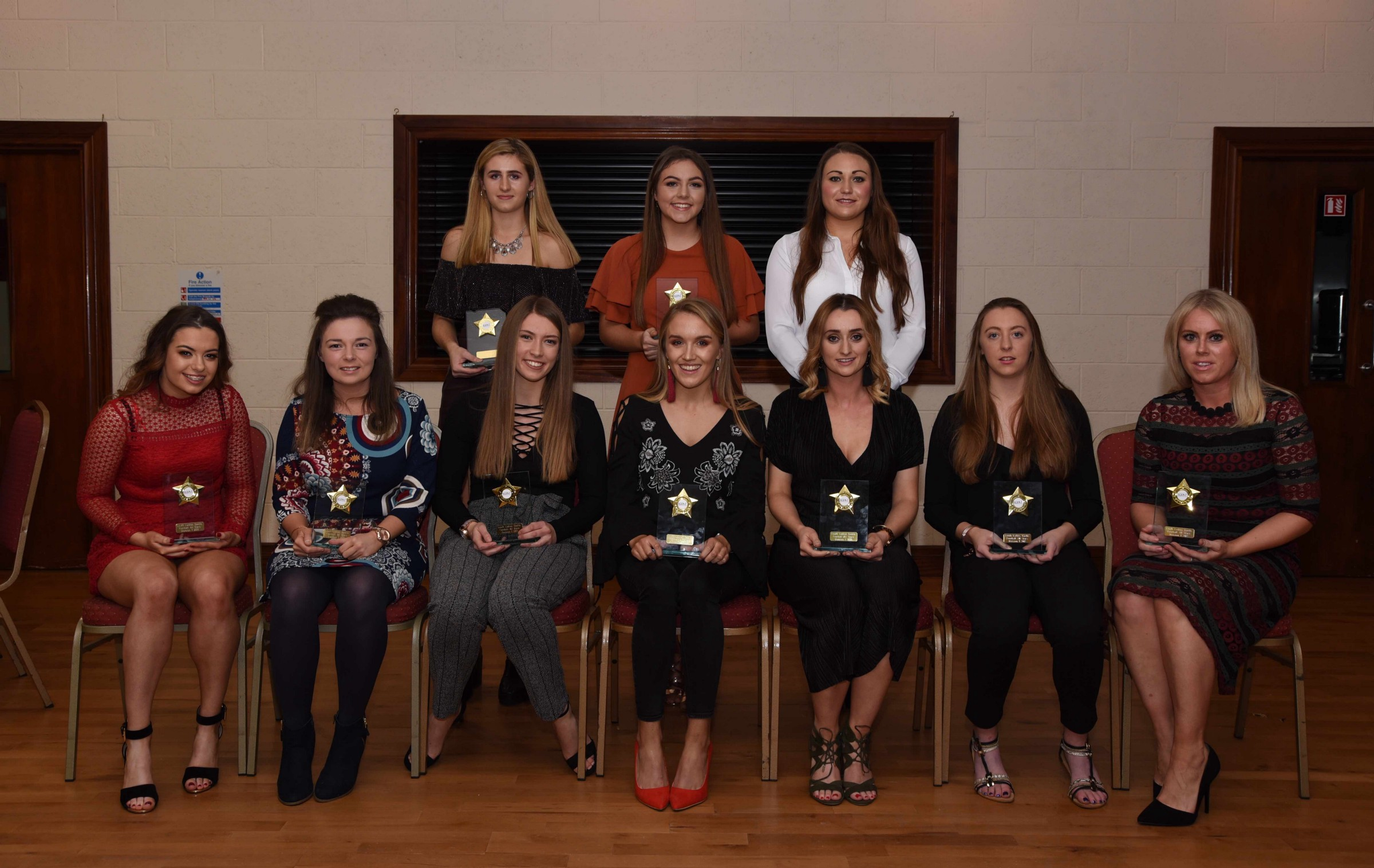 fef3561ad5c6ed The Louth Ladies Division One All Stars 2017