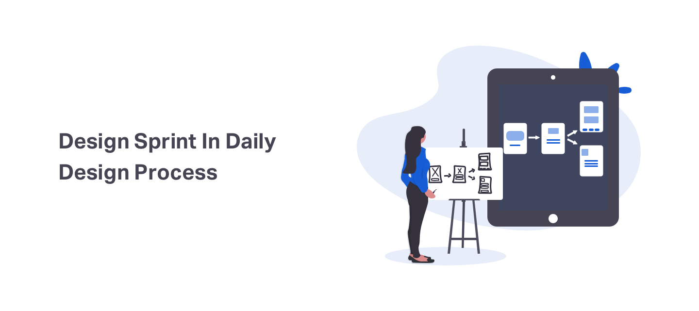 Design Sprint in the daily design process — one-man(woman) wolfpack
