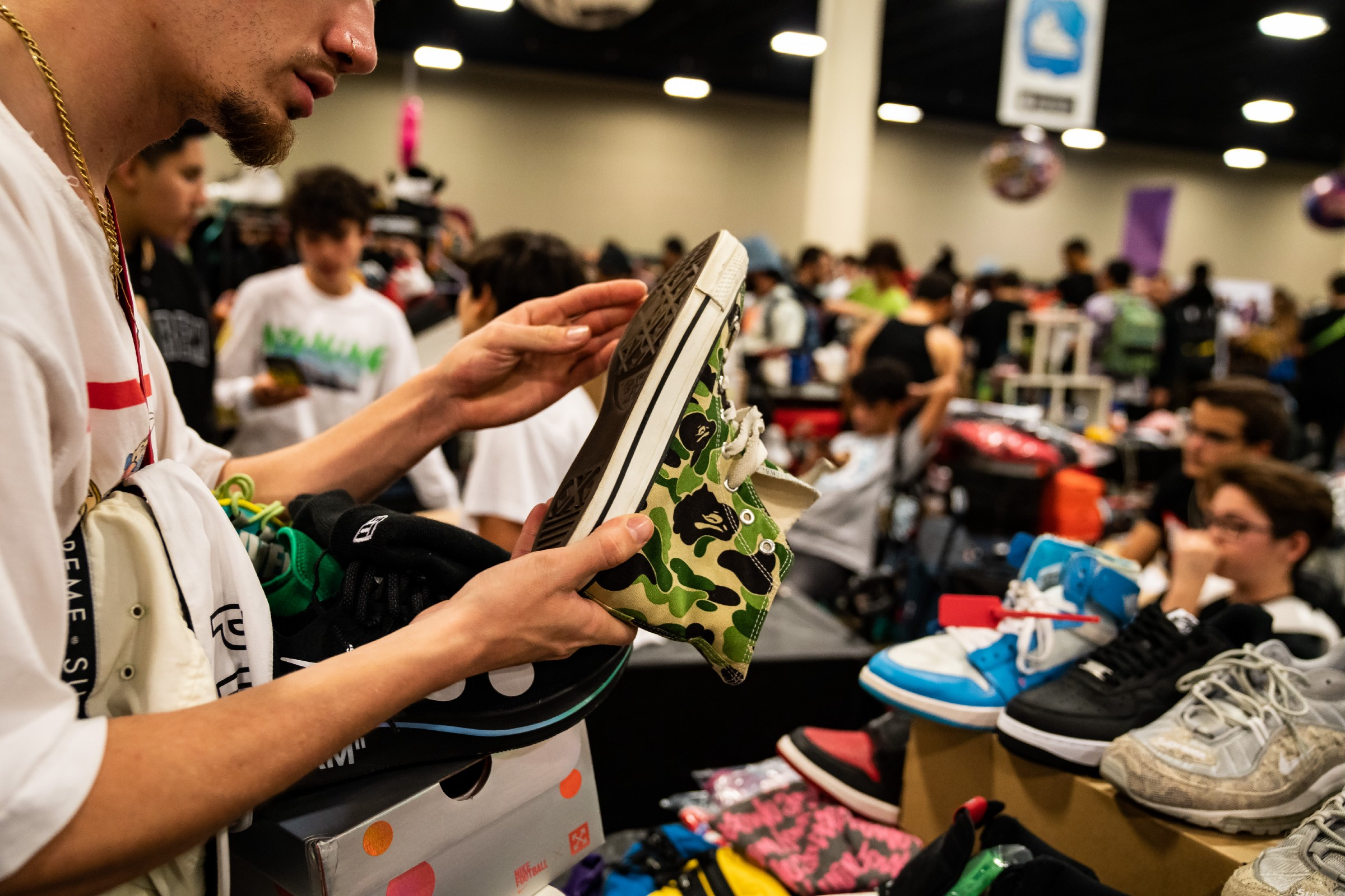 ddc77cdbb The Sneaker Swindle  Inside the Crusade to Sniff Out Fakes