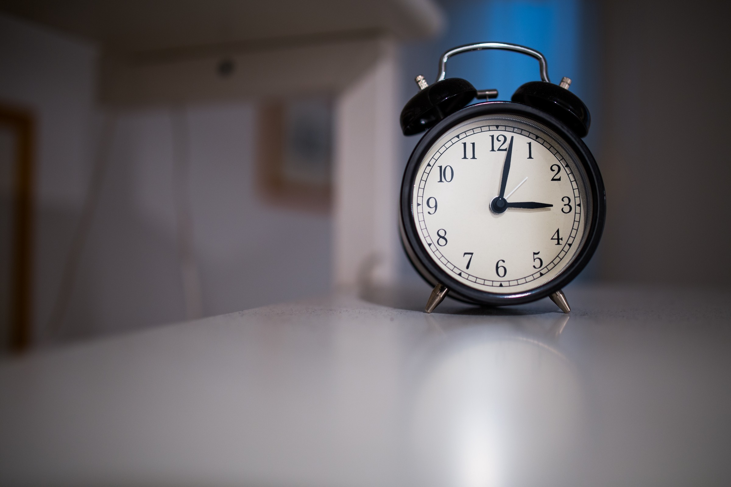 How To Wake Up To Your First Alarm Reflections Medium