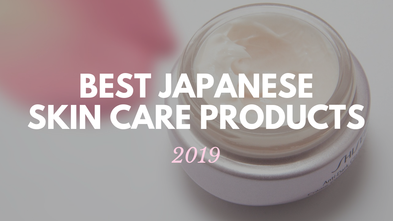 10 Best Japanese Skin Care Products 2019 Japan Travel Guide Jw
