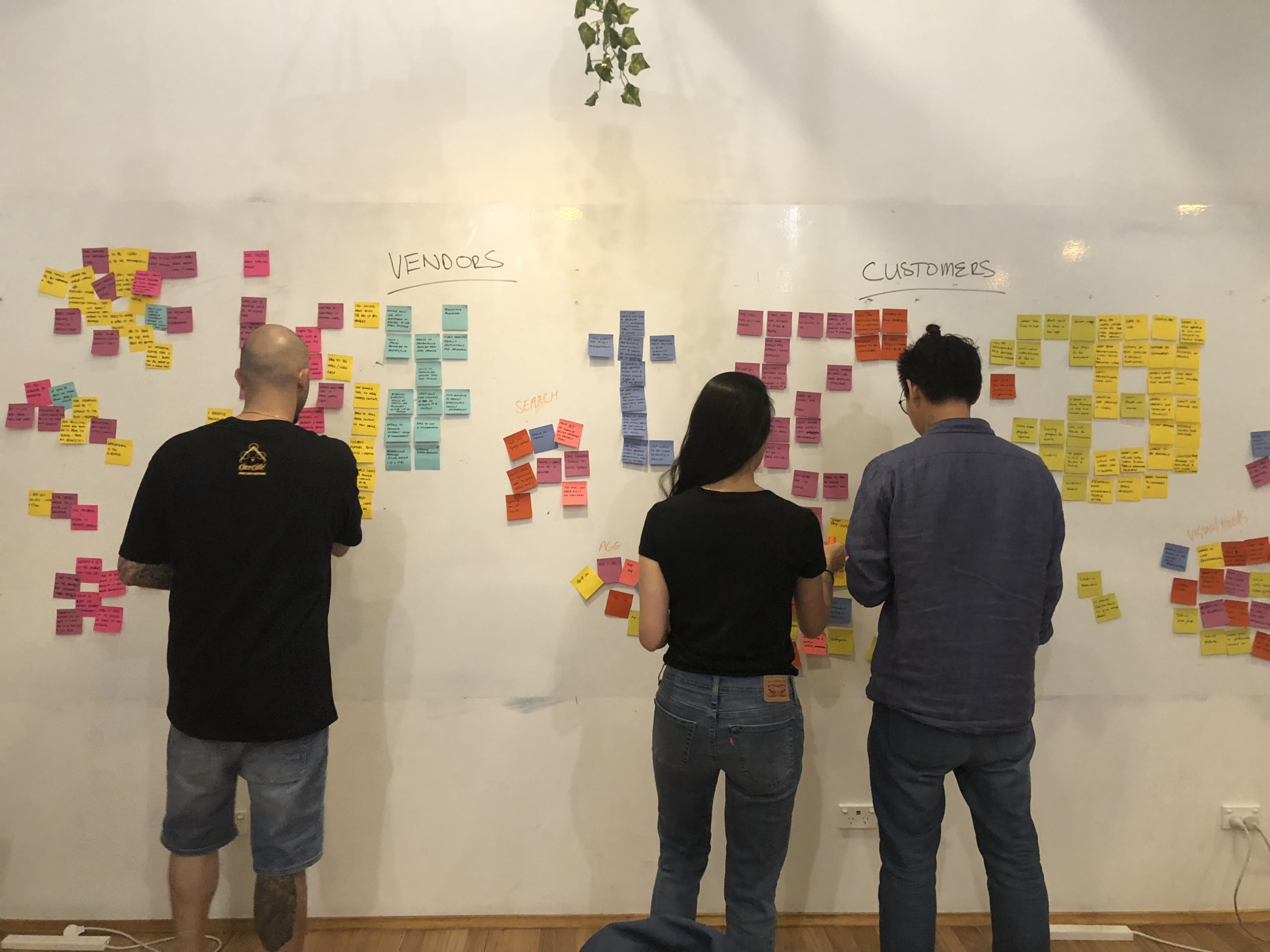 """What's """"good in the hood""""? Don't tell me, show me—a UX case study"""