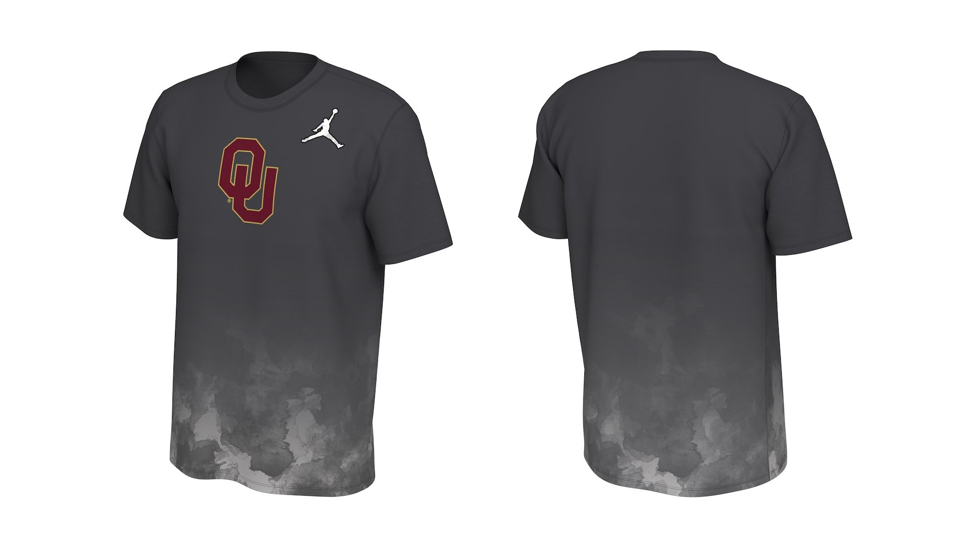 5d782781056 Oklahoma Sooners Jordan Brand 2018 College Football Playoff Bound Team  Issue T-Shirt. Sporting a similar design to the hoodie long sleeve ...