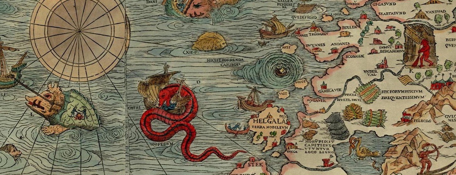 maps tell us where we are, where we've been, where we're headed