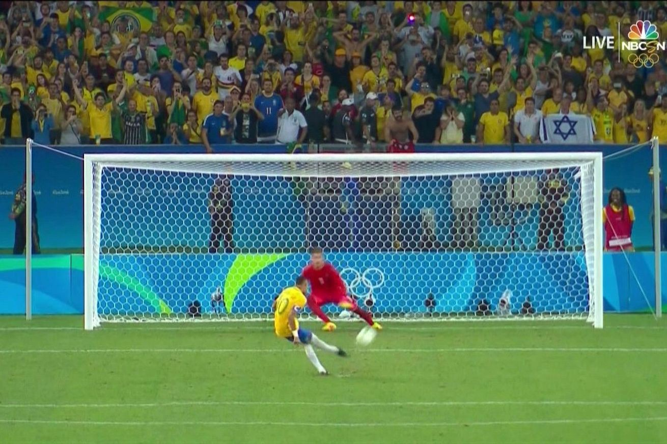 88d5ba0773d Neymar s gold-medal winning penalty kick was memorable — but what about the  other 120 minutes