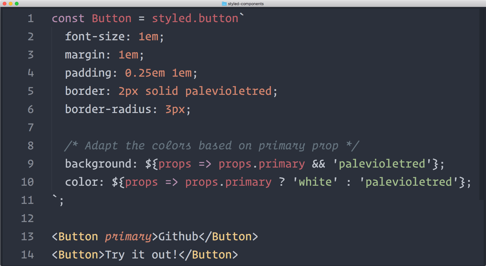 52c4fba10f CSS is weird. You can learn the basics of it in 15 minutes. But it can take  years before you figure out a good way to organize your styles.