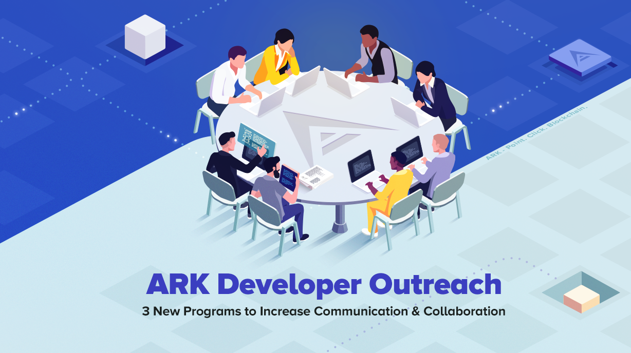 ab9d243024c37 The ARK.io Team is dedicated to supporting our ever growing community of  open-source developers. Their contributions are integral to the success of  both the ...