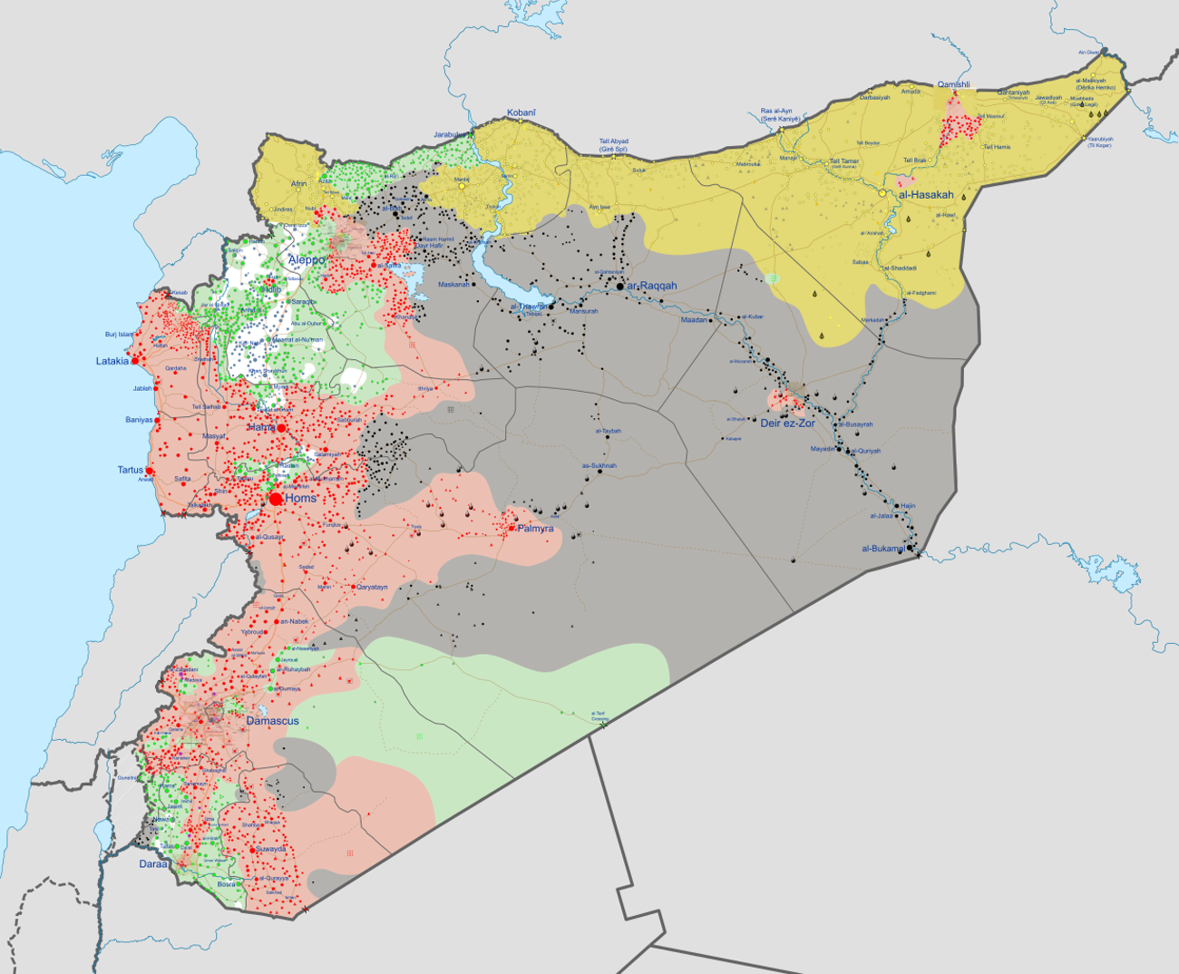 The war in Syria, explained – AthensLive – Medium