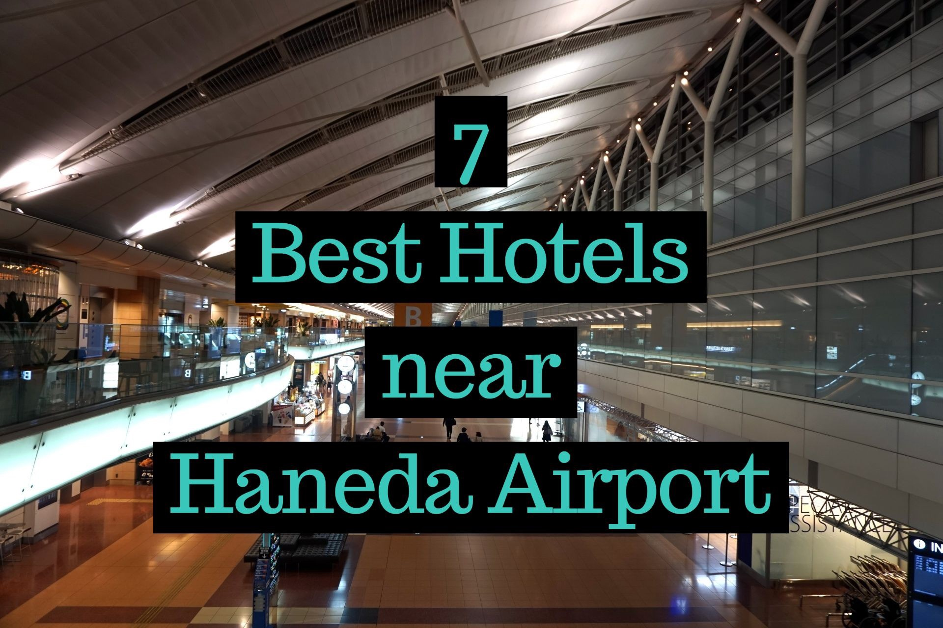 Are You Arriving In Departing From An Haneda International Airport Along With Tokyo S Gest Air Freight Hub Narita