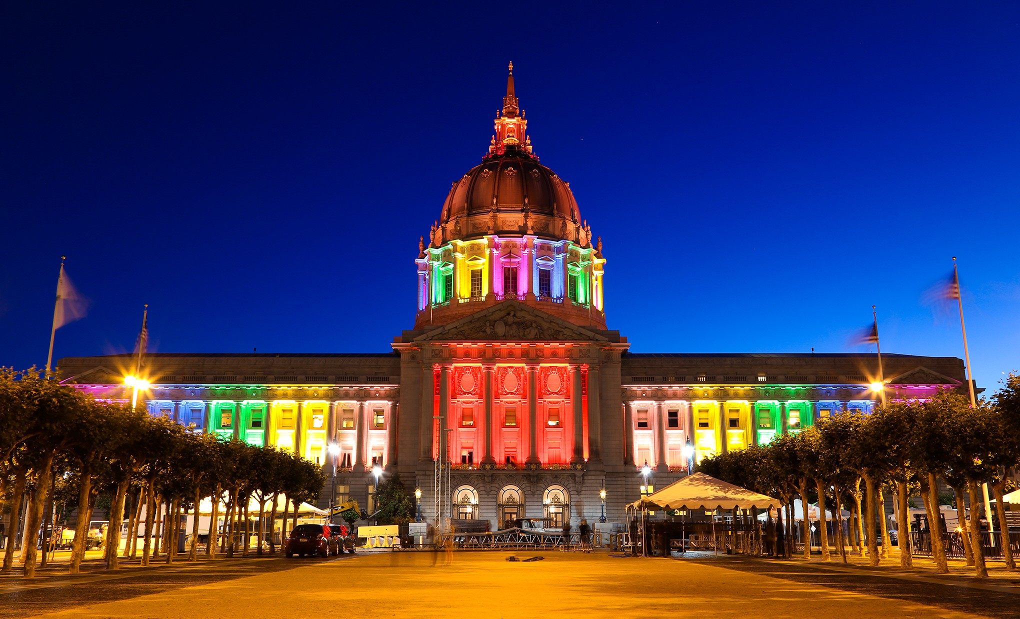 Long time san francisco supreme court gay marriage