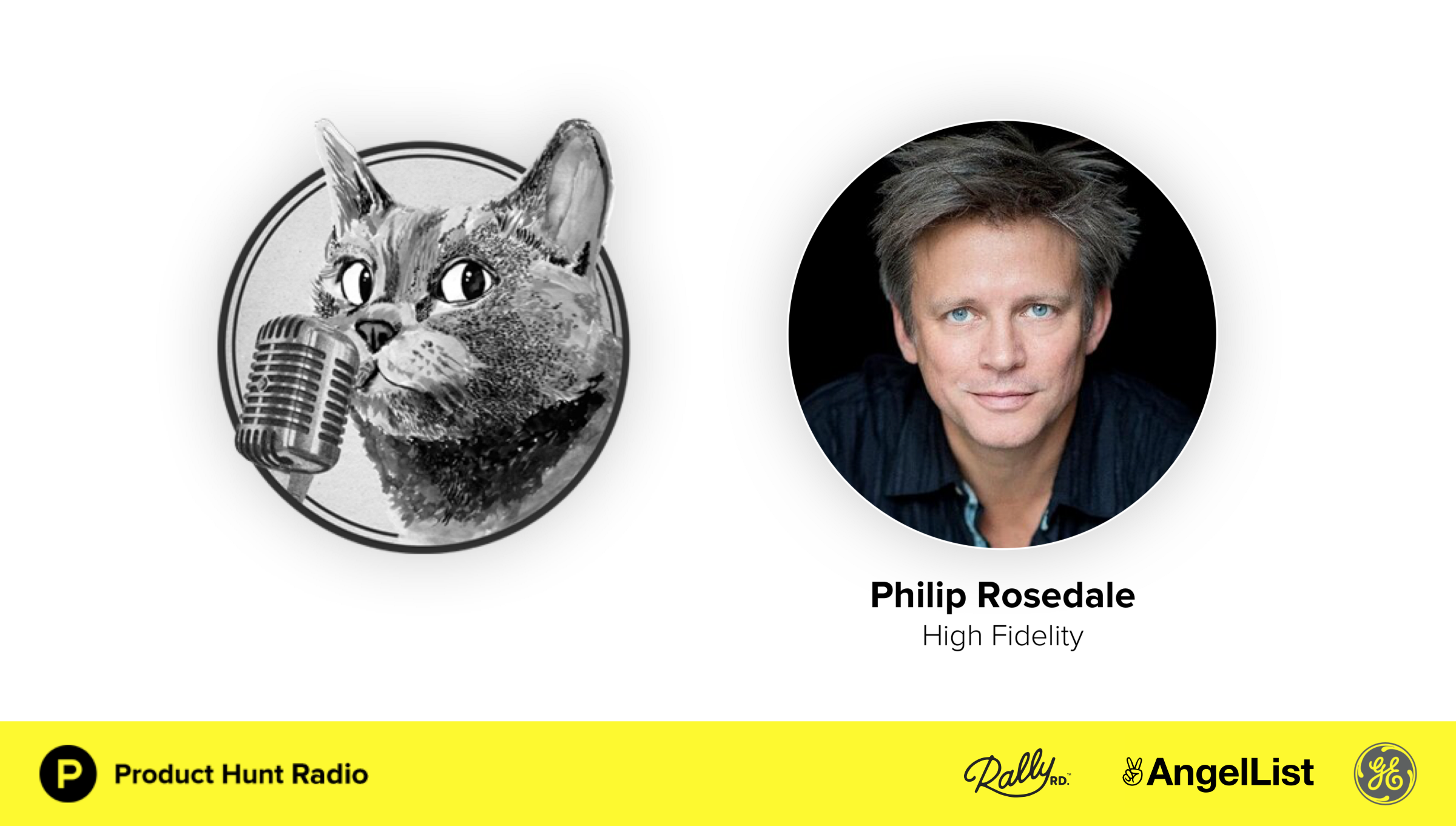 306be7ee4b6 Product Hunt Radio  The Future of VR (with Second Life and High Fidelity s  Philip Rosedale)