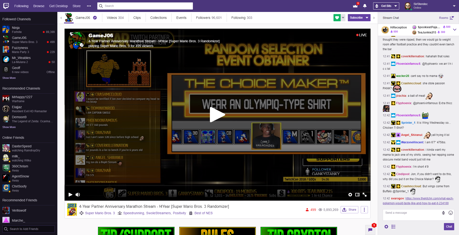 Twitch S New Channel Layout Mike Medium