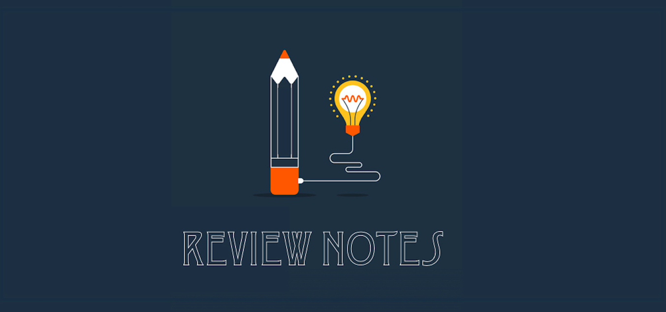March 2018 Overwhelming Review Notes Next Thoughts Medium