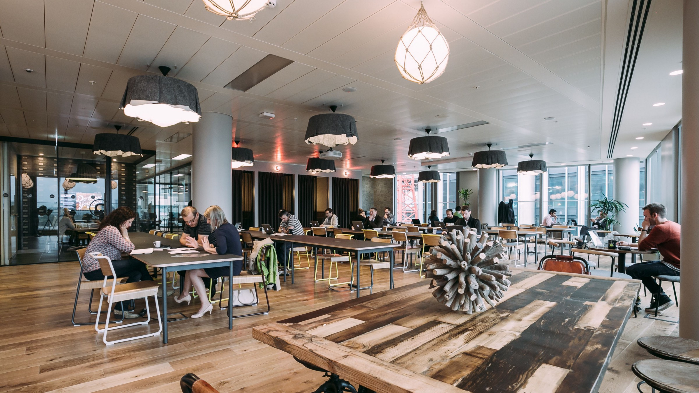 Exceptional One Option For Digital Nomad Work Is The Co Working Space. These Are  Membership Based Communal Offices Where Remote Workers, Freelancers And  Other ...