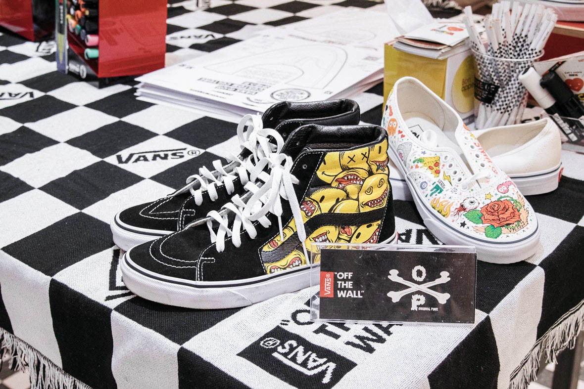 c667c715ec Vans has brought the Custom Culture Competition to Asia for the first time  ever this year. With a well-established reputation for individualism and ...