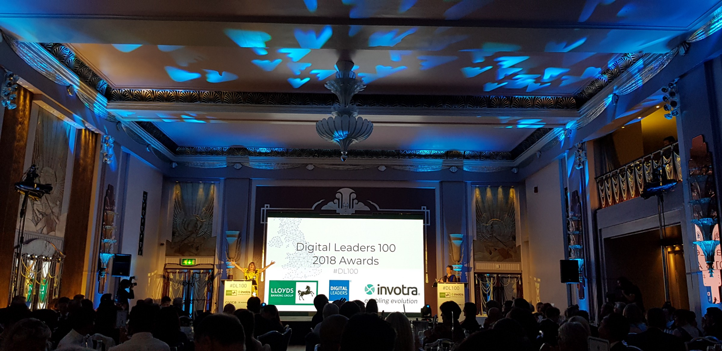 PixelPin in TOP 3 Digital Leaders 100!