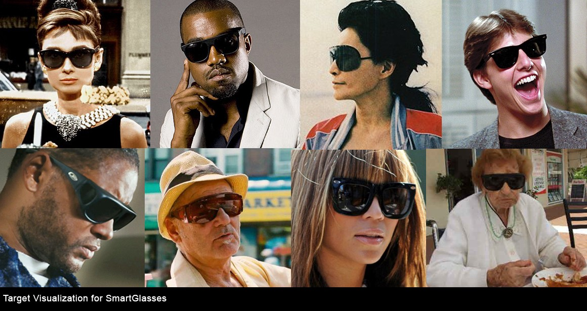 f9c6b1b95894 Wearing smartglasses shouldn t be any more noticeable than large sunglasses.