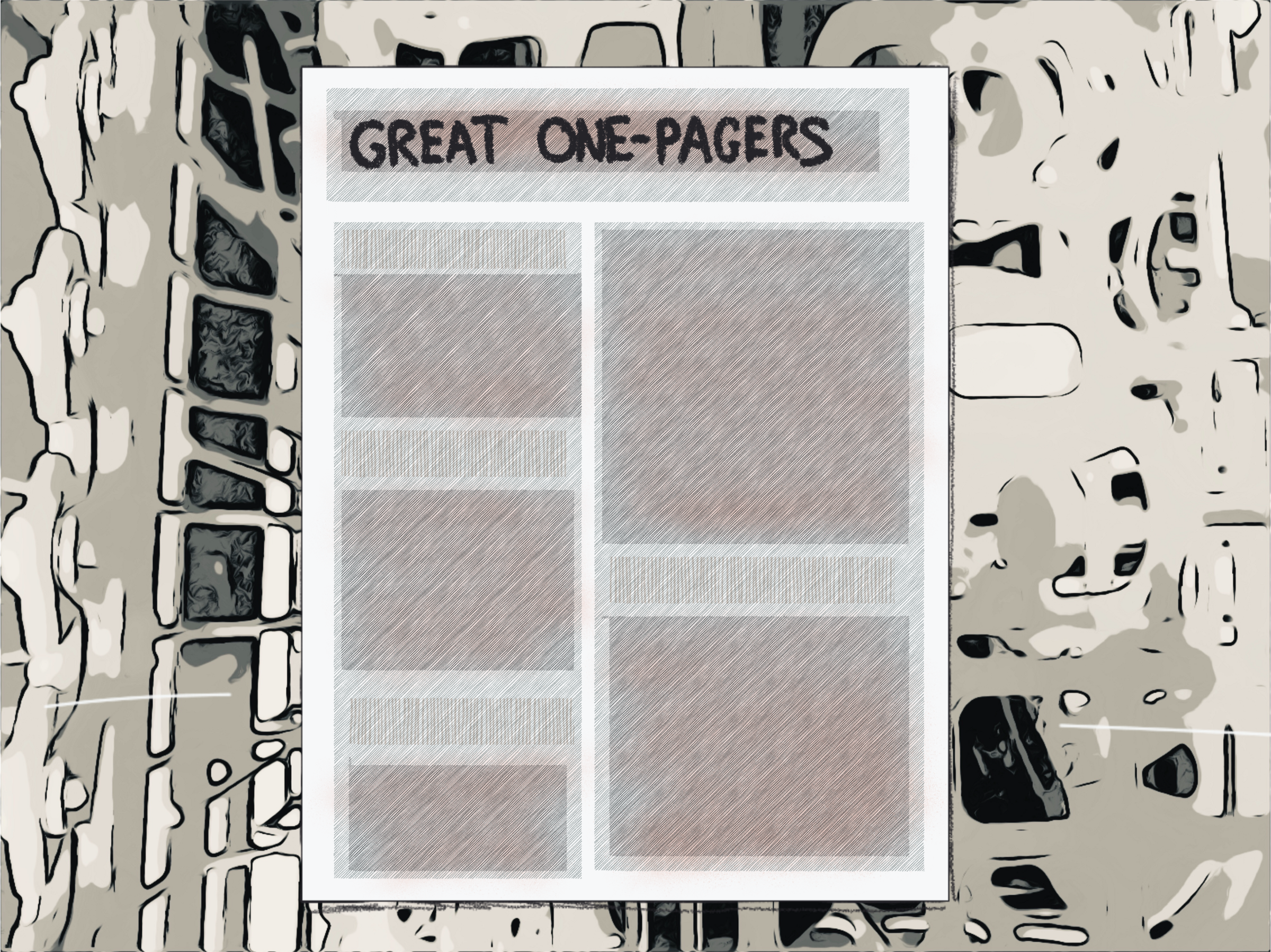 Great One Pagers John Cutler Medium