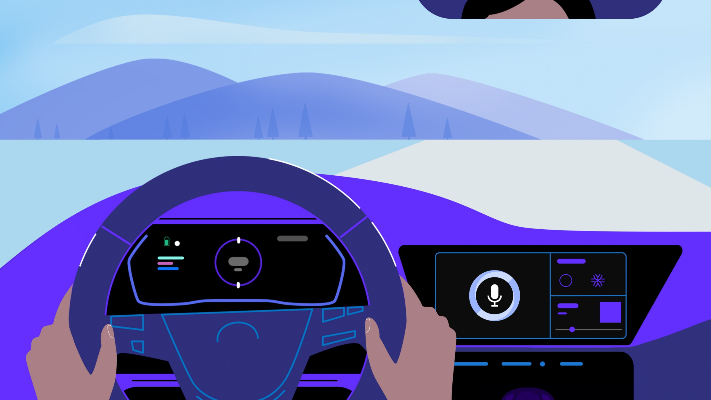 How Drivers Are Actually Using Voice Assistants In Cars