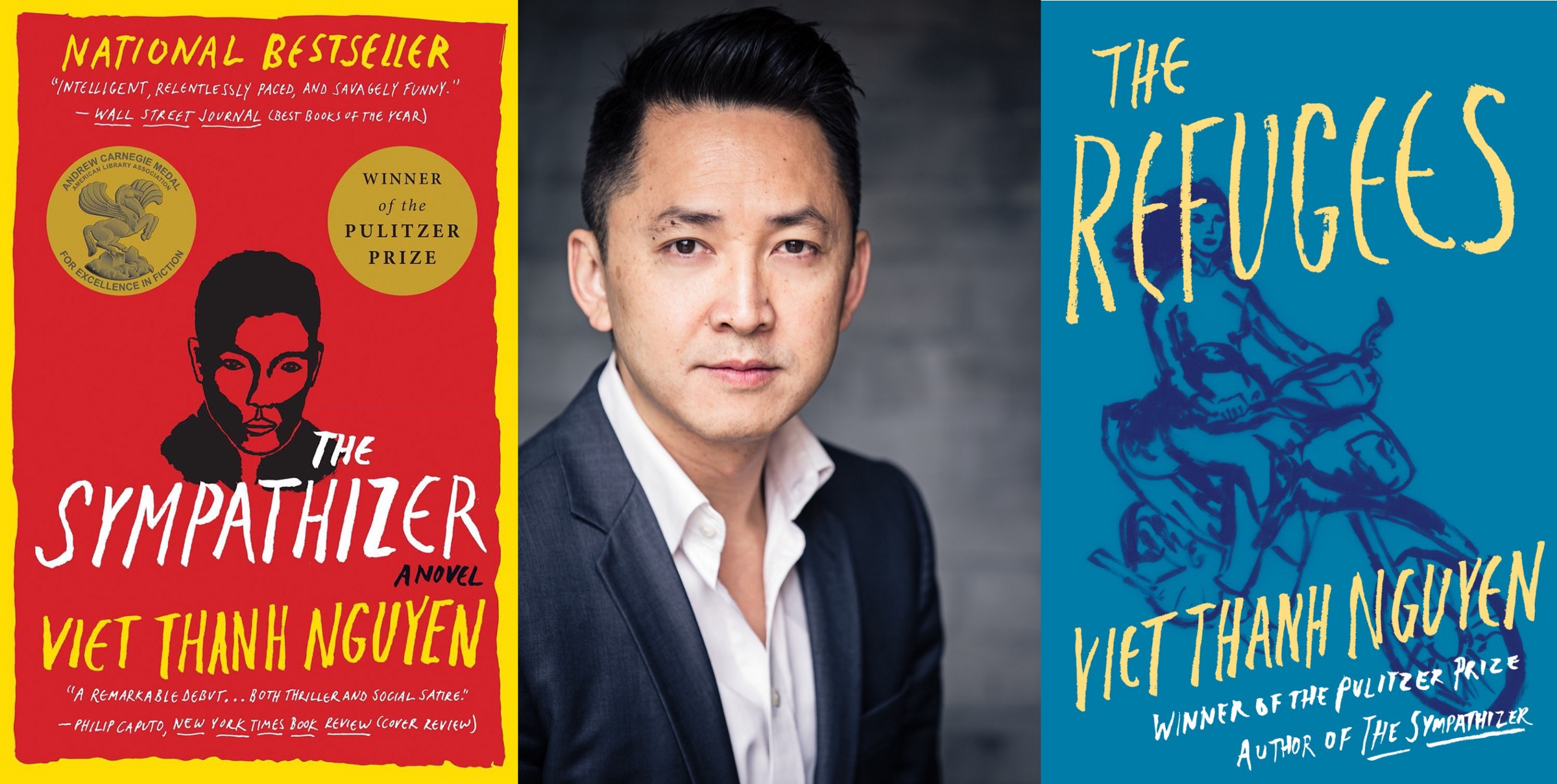 Image result for Viet Thanh Nguyen