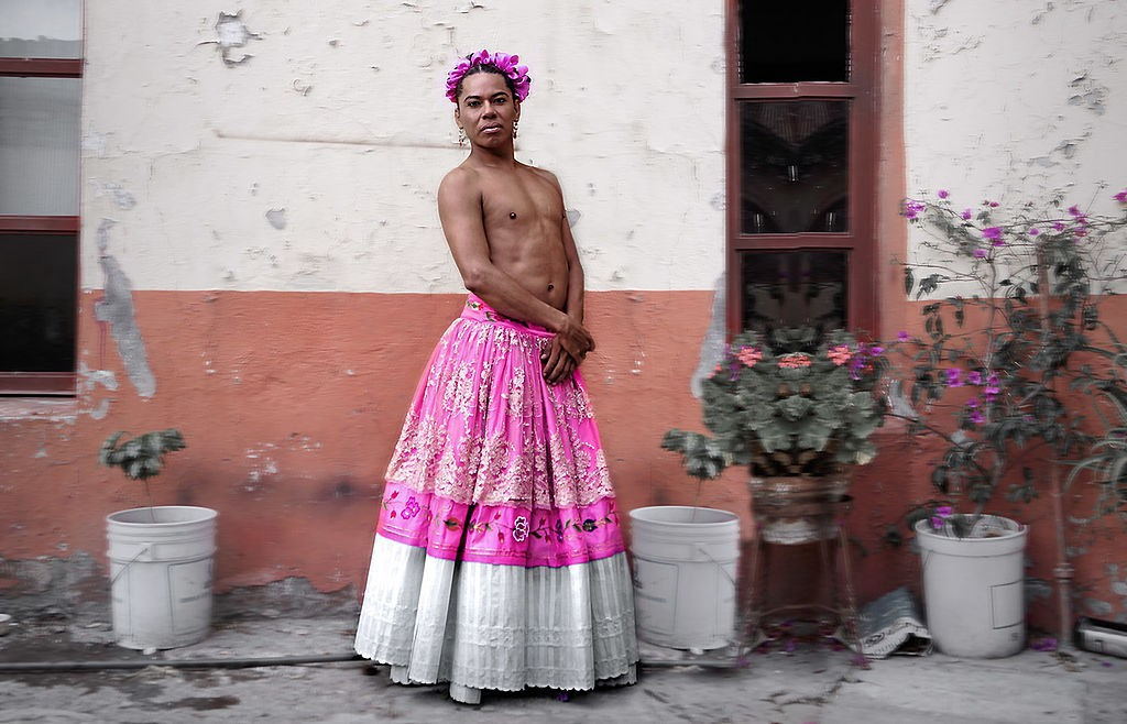 A Brief History Of Mexicos Third Gender  The Omnivore -8372