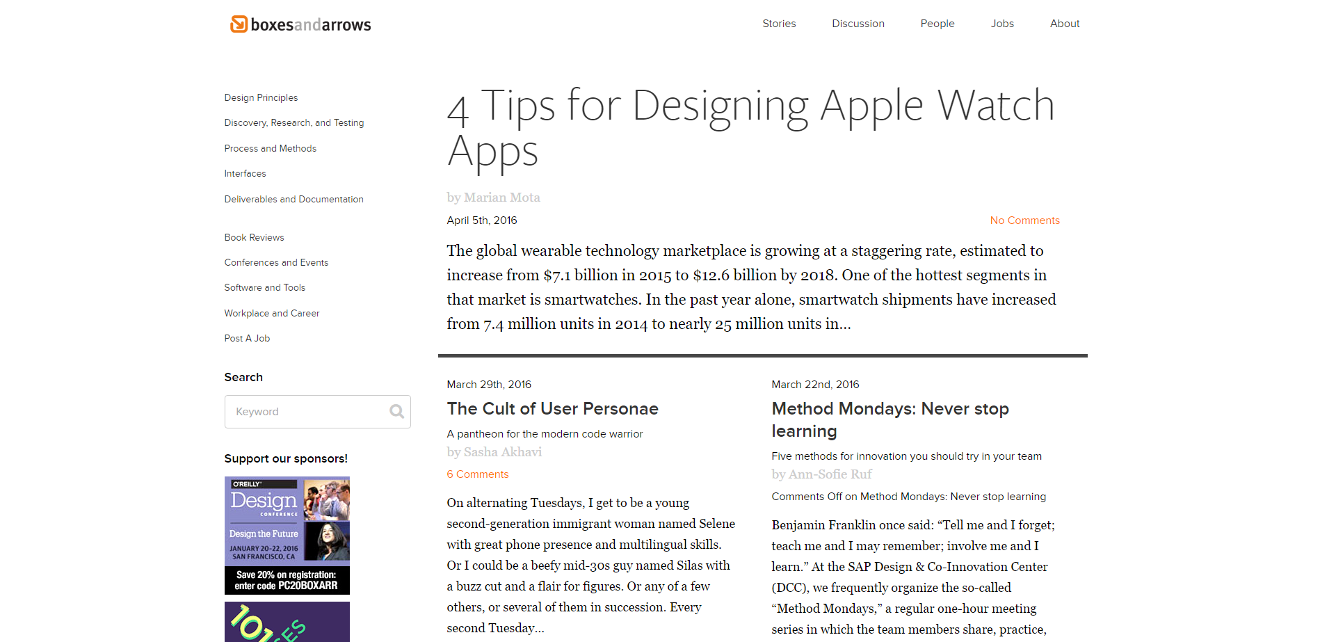 User Experience Design—Best sources to learn UX