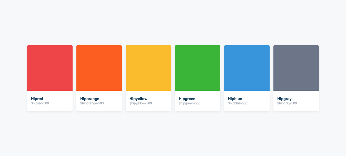 Hipmunk design system part 1: colors — a UX case study