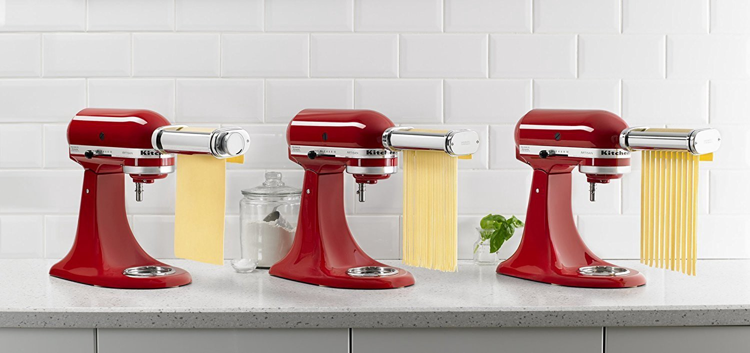 Kitchenaid Mixer Attachments All 83 Attachments Add Ons And