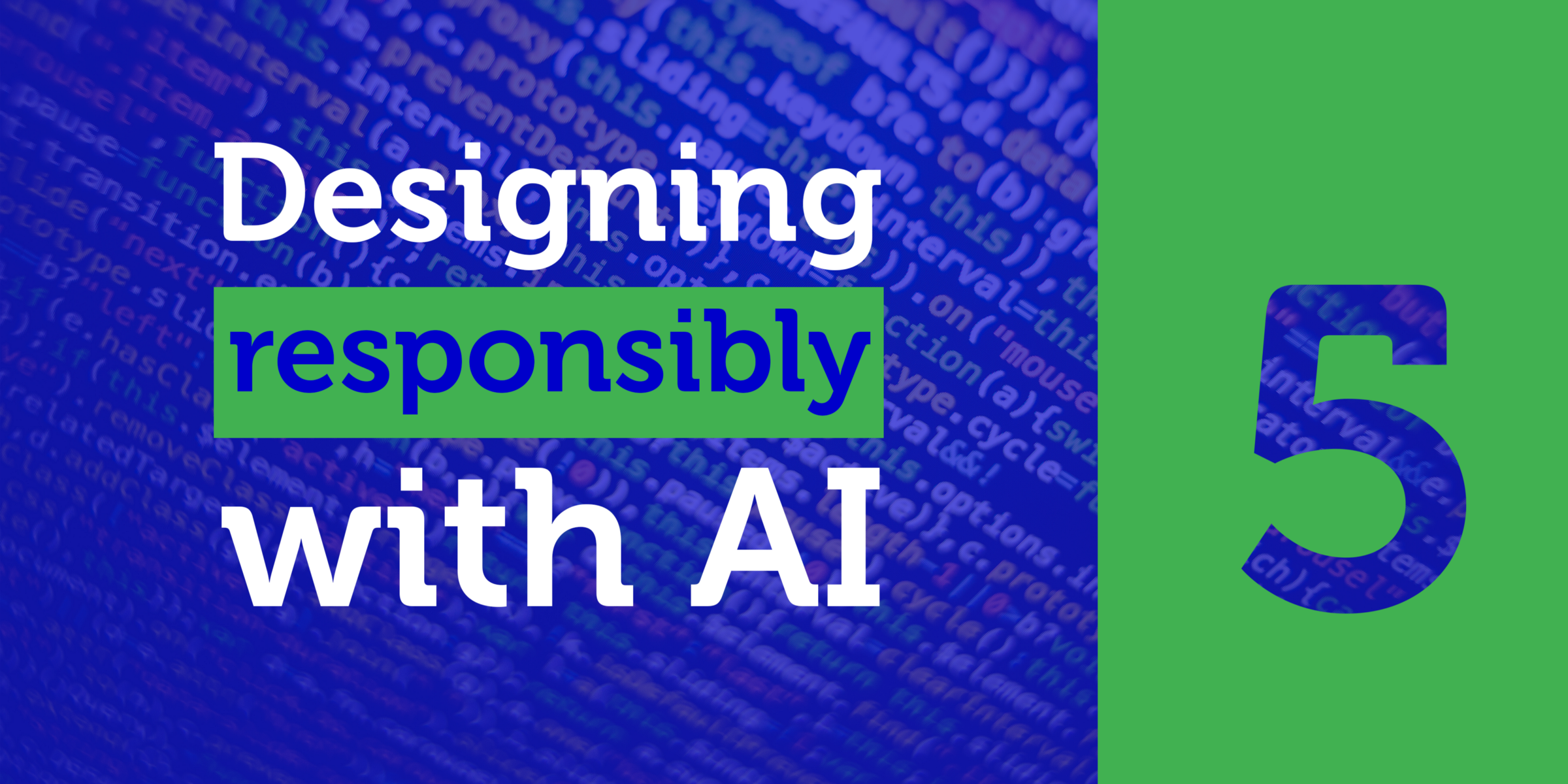 Designing responsibly with AI: how designers & technologists perceive ethics