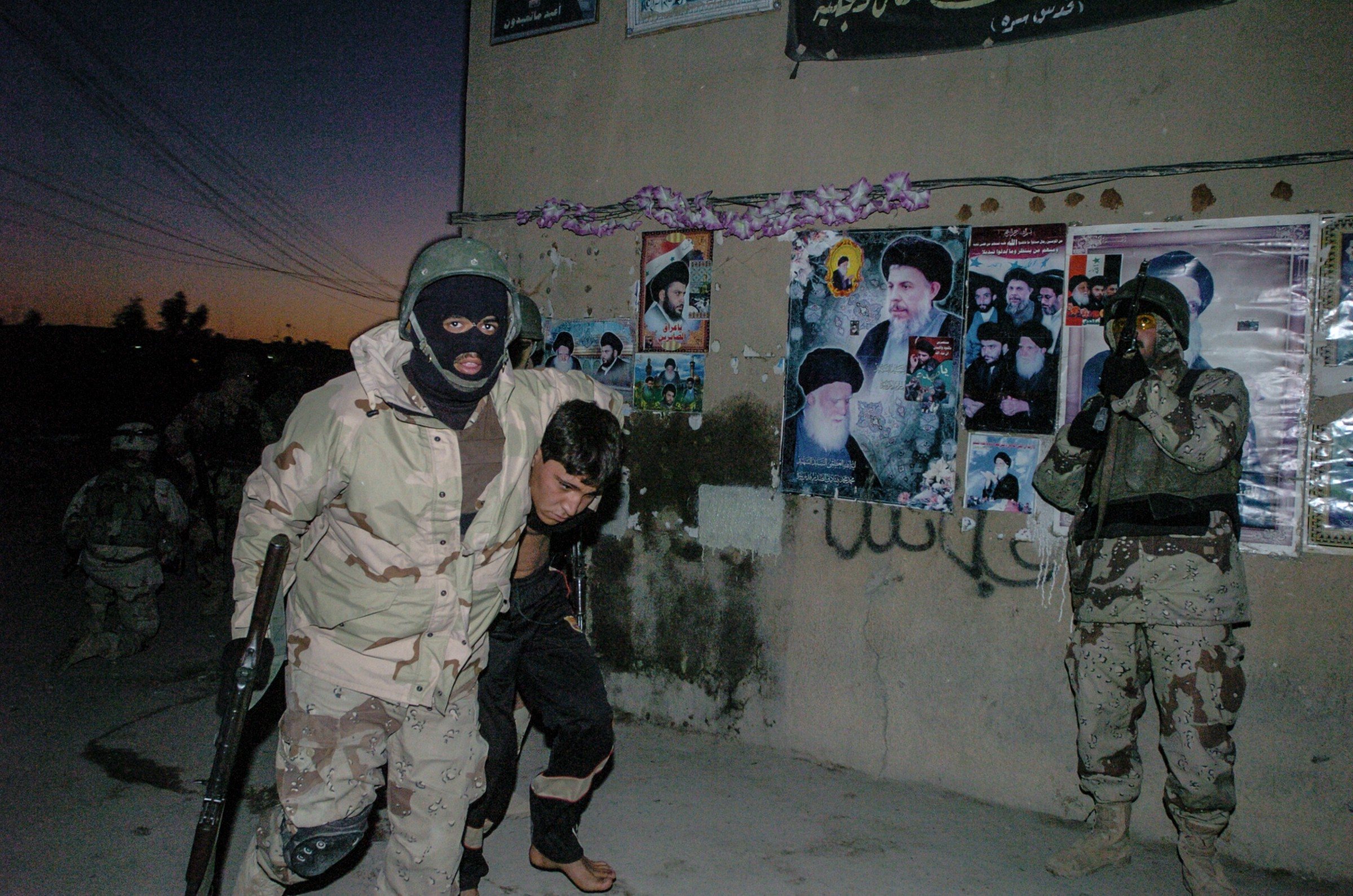 If Very People Were Training In Iraq >> Photographs Of The Iraq War I Can T Recall Taking Witness