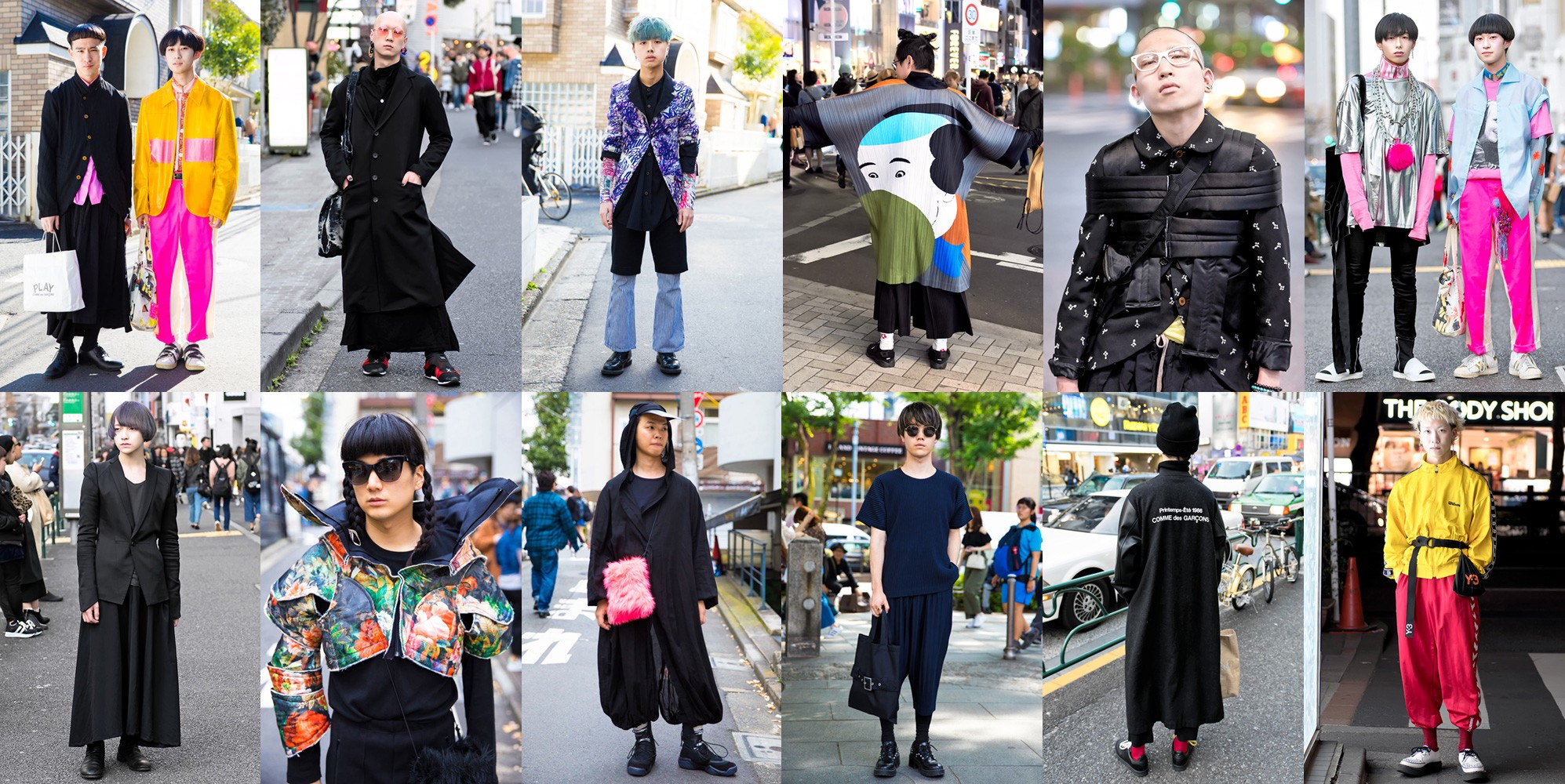 e975308c05e7 Japanese Street Fashion 2017 — 15 Things You Need To Know