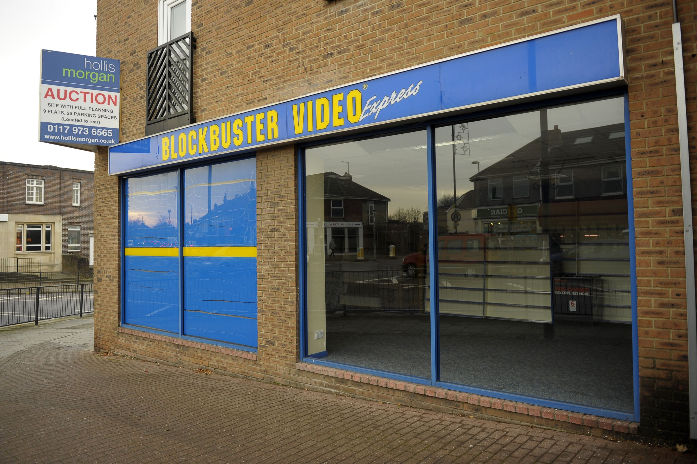 The Demise of Blockbuster, and Other Failure Fairy Tales