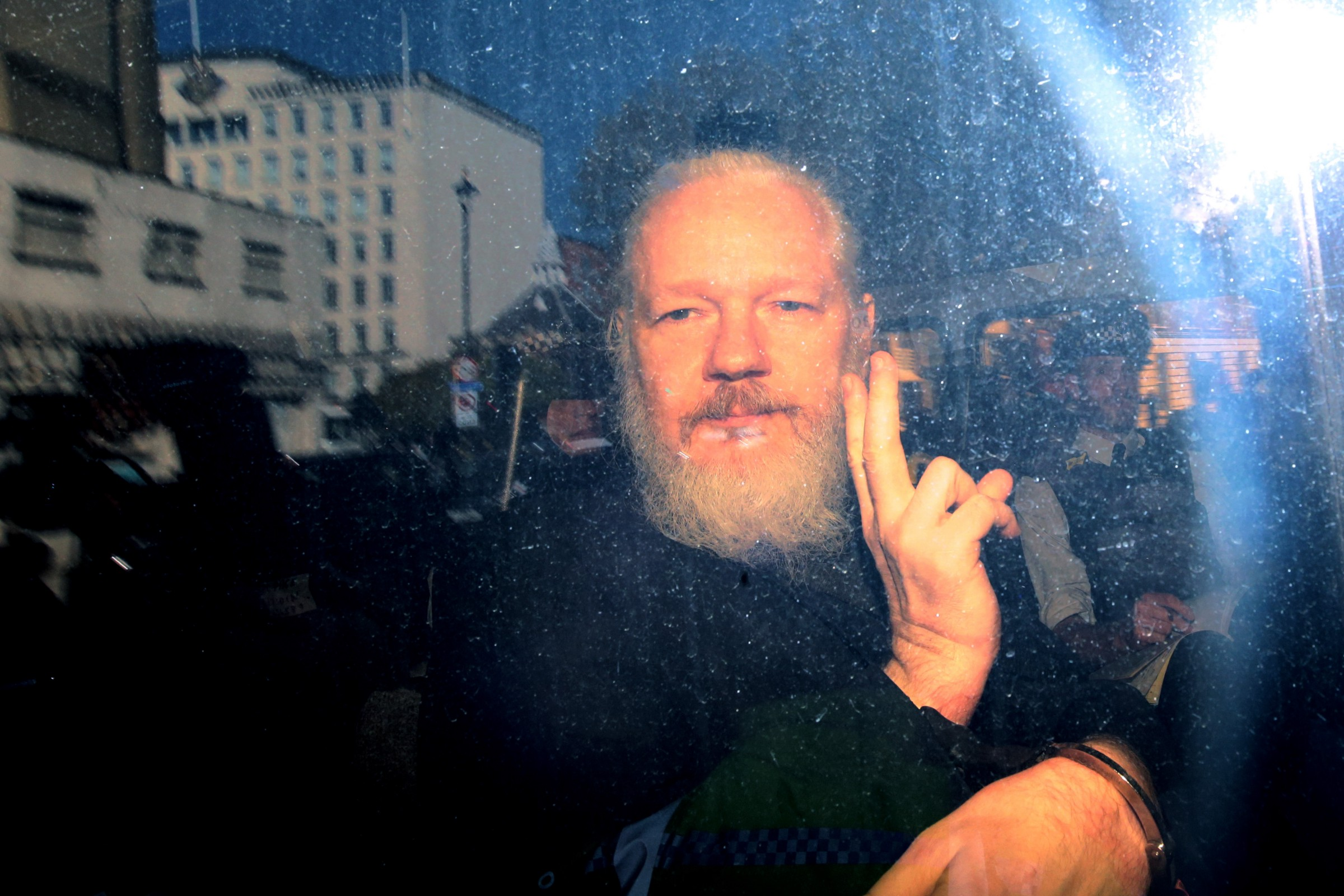 The Case Against Julian Assange Is a Threat to Journalists Everywhere