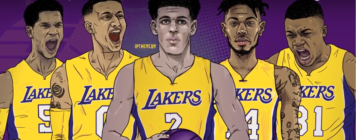 43f3c16492cb While Magic Johnson and Rob Pelinka were working diligently during the  season to create the cap space to sign two superstars this summer