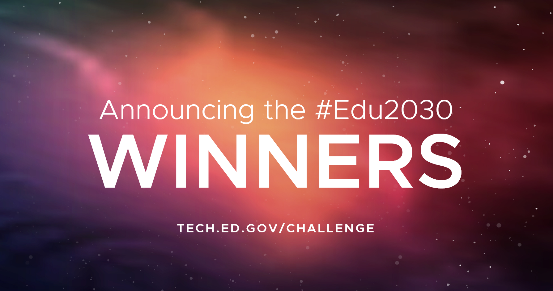 Learning Happens Everywhere Public >> Announcing The Winners Of The Reimagining Higher Education Ecosystem