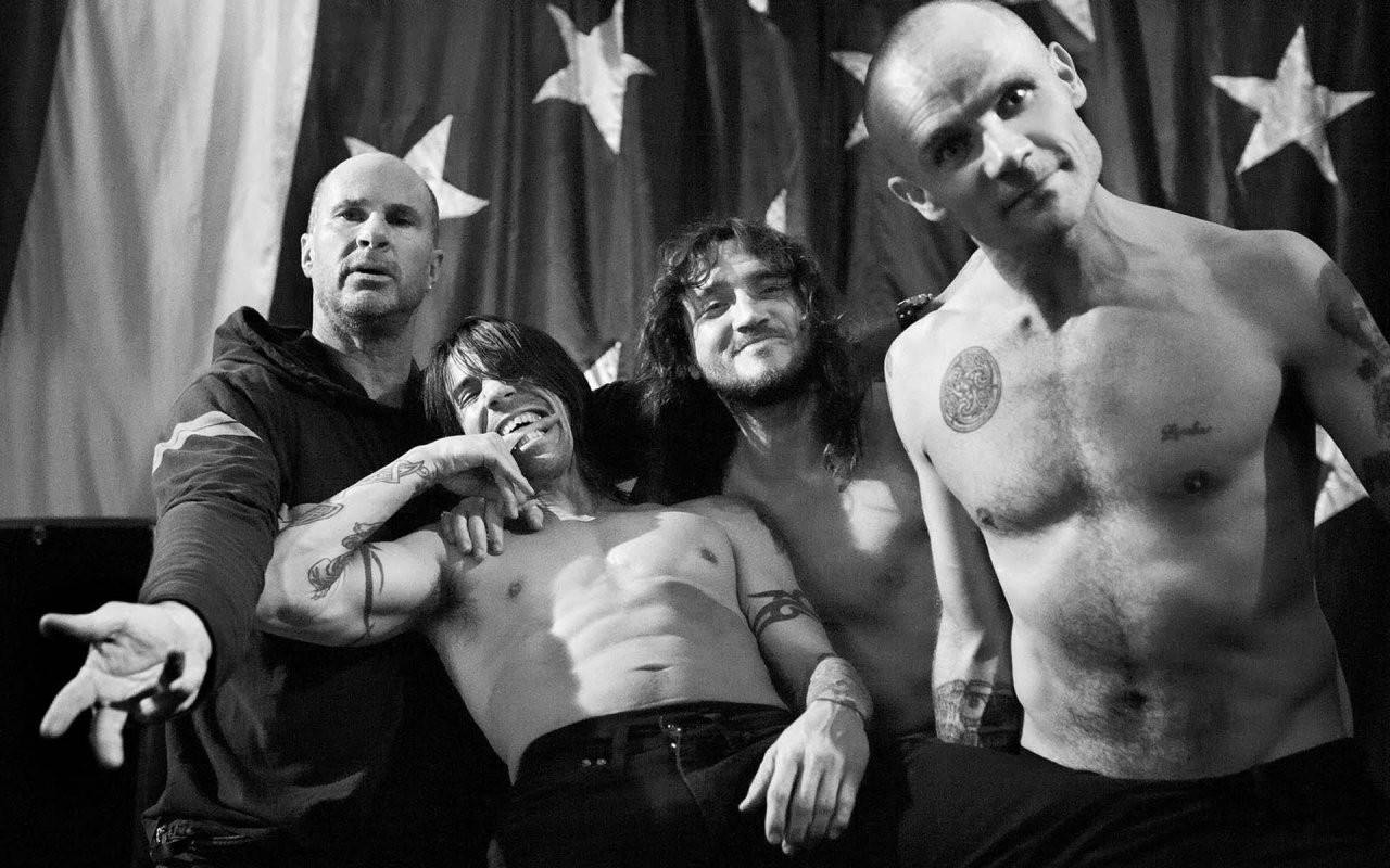 c41a689d066e The Top 10 Red Hot Chili Peppers Songs — Yes