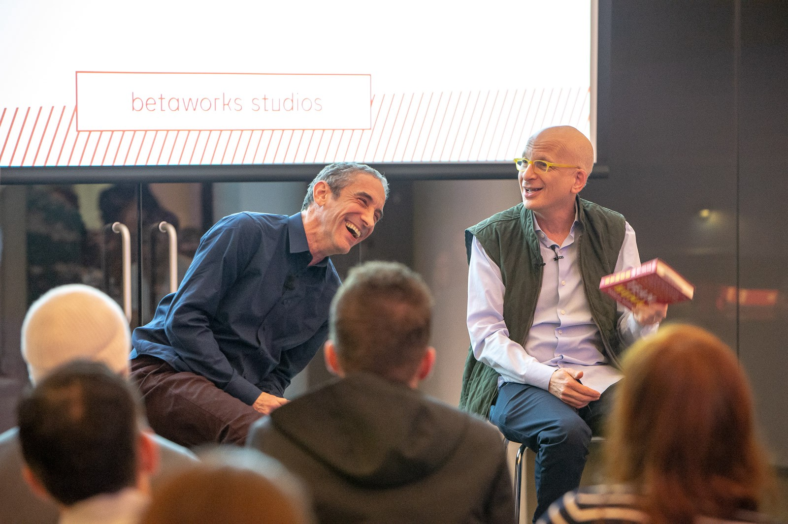 'On Reclaiming Human Connection' with Seth Godin