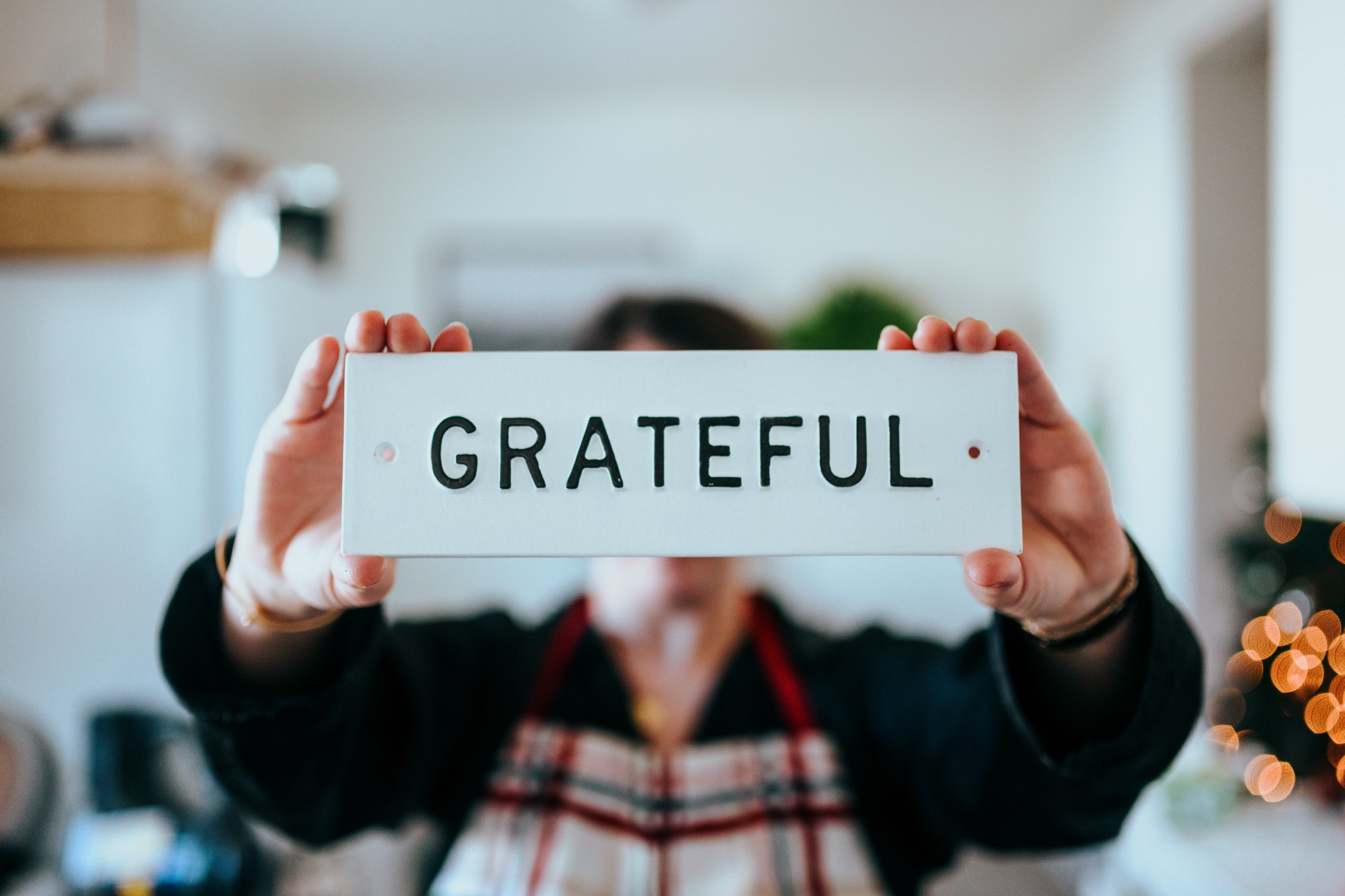 gratitude for law of attraction