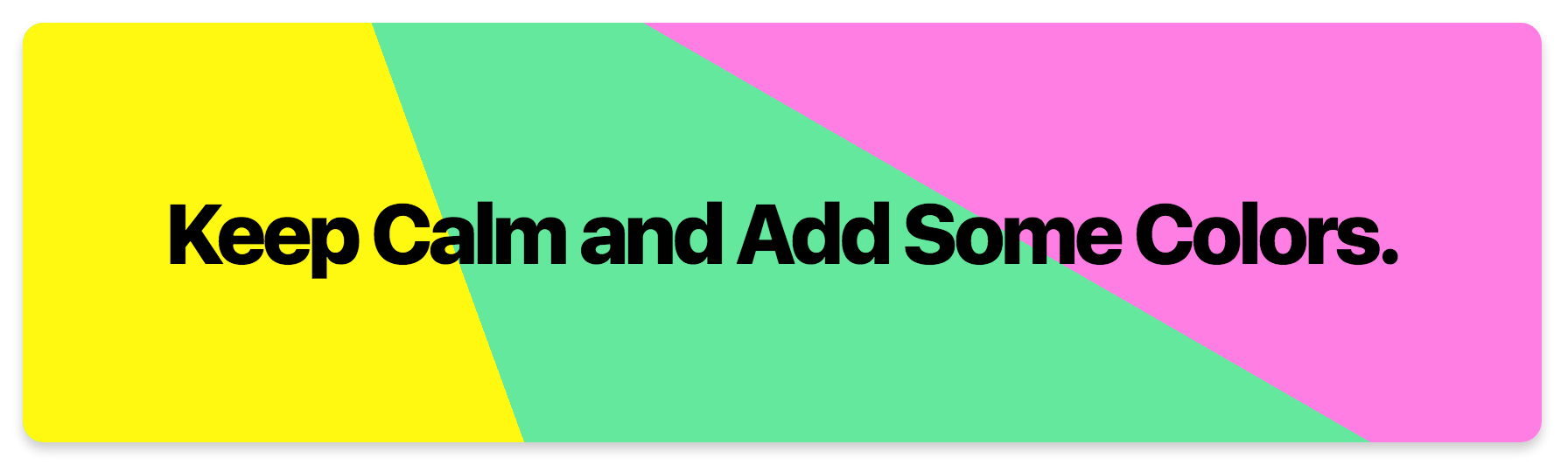Css Only Multi Color Backgrounds Prototypr